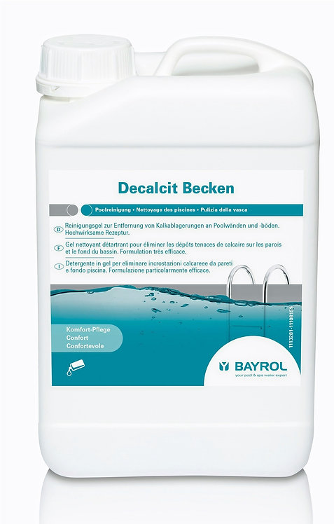 Bayrol Decalcit Becken 3 Liter