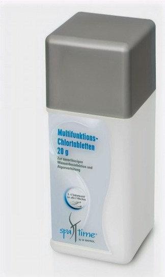 Bayrol SpaTime Multifunktions-Chlortabletten 20 g - 1 kg