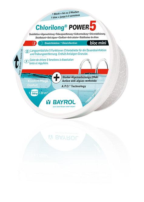 Bayrol Chlorilong Power5 Bloc 340 gr