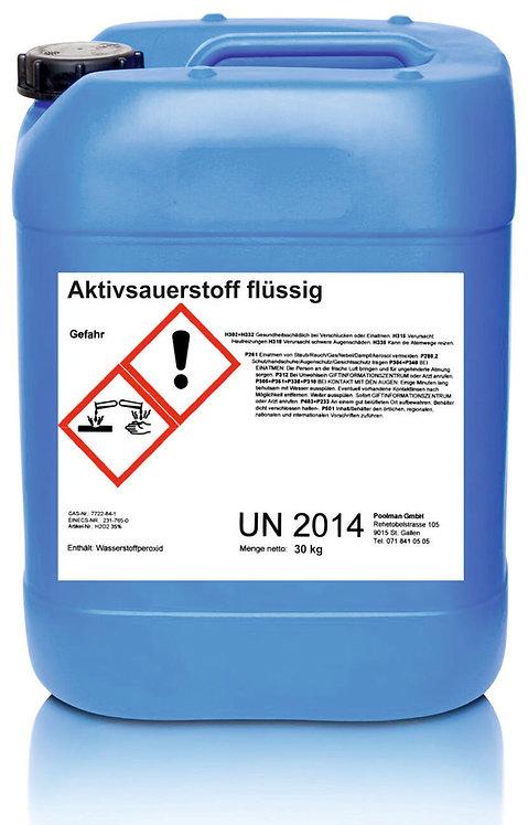 Aktivsauerstoff flüssig 30 kg