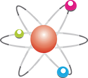 Synergy Biologics - Atom Logo