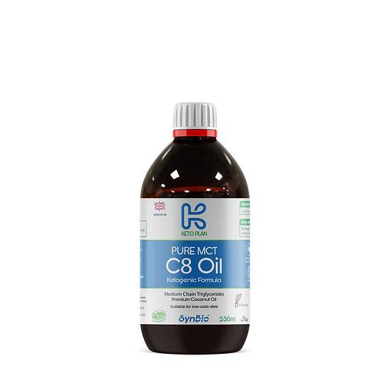 Keto Plan - Pure MCT C8 Oil
