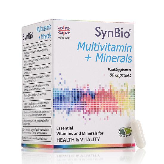 SynBio Multivitamin + Minerals
