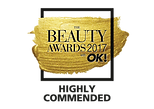 Cuderm Lotion has been shortlisted by the Beauty Awards 2017 with OK! Vote Now!