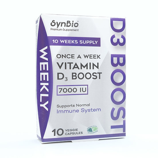 SynBio Weekly - Vitamin D3 Boost