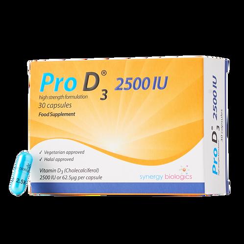 Pro D3 2500 IU