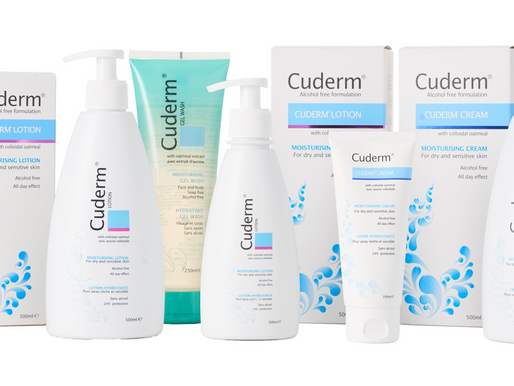 Introducing - Cuderm!