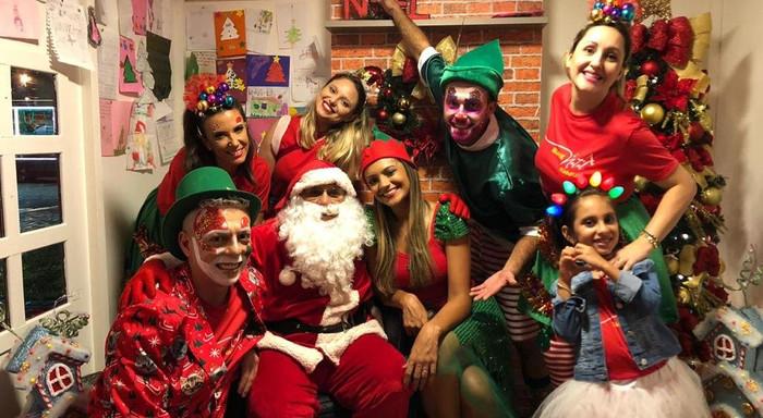 Patrulha do Sempre Natal Guaratuba