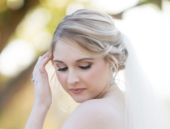 Brisbane bridal makeup