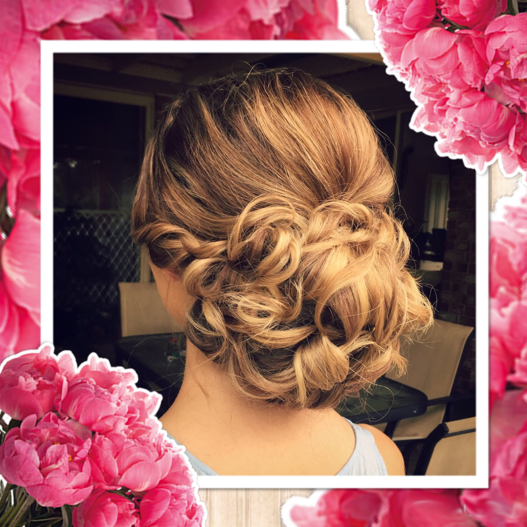 Gold Coast bridal hairstylist
