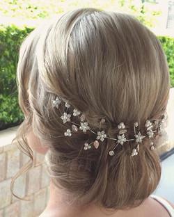 wedding updo upstyle hair ideas