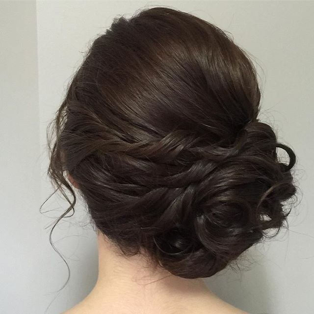 Wedding hairstyle gold coast