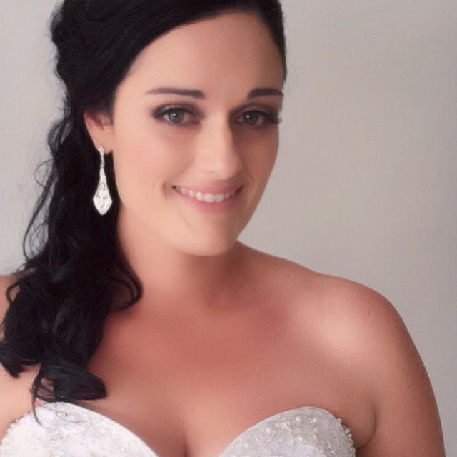 Gold Coast Wedding Makeup for Bride