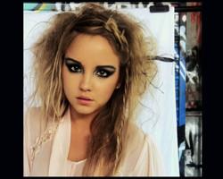 dark angel eyes makeup edgy fashion
