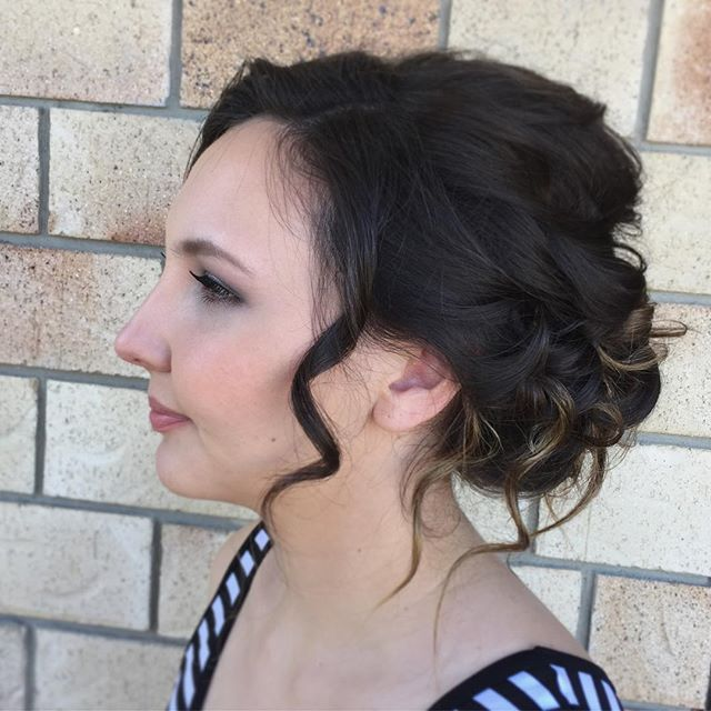 wedding hair and makeup professional