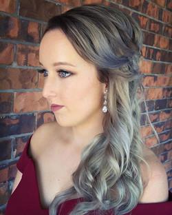 Formal hair and makeup artist