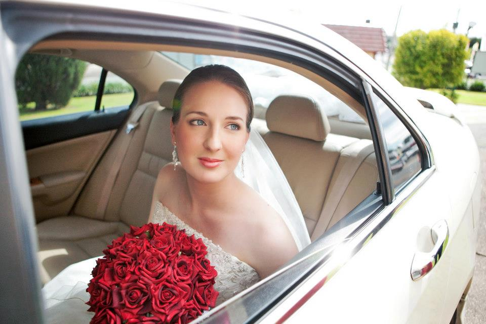 Brisbane bride natural soft makeup