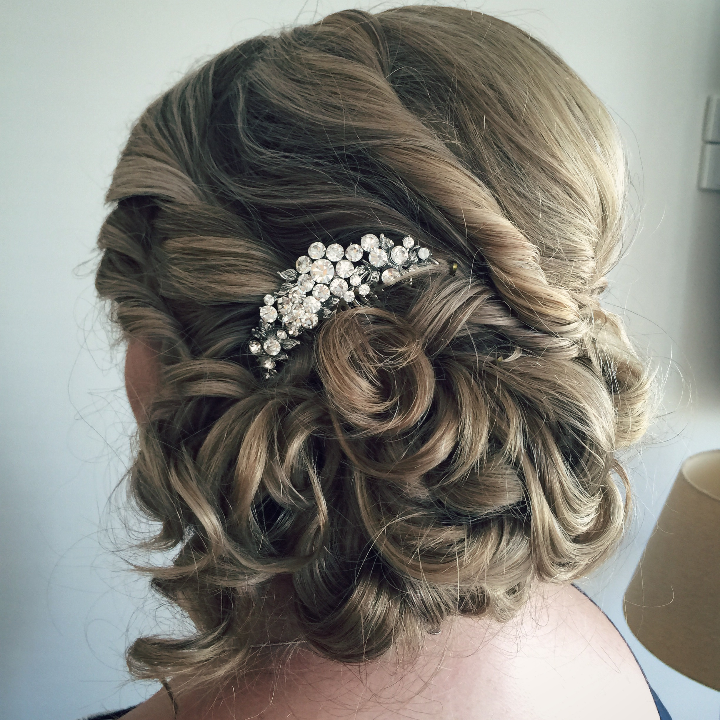 Brisbane bridal hair and makeup