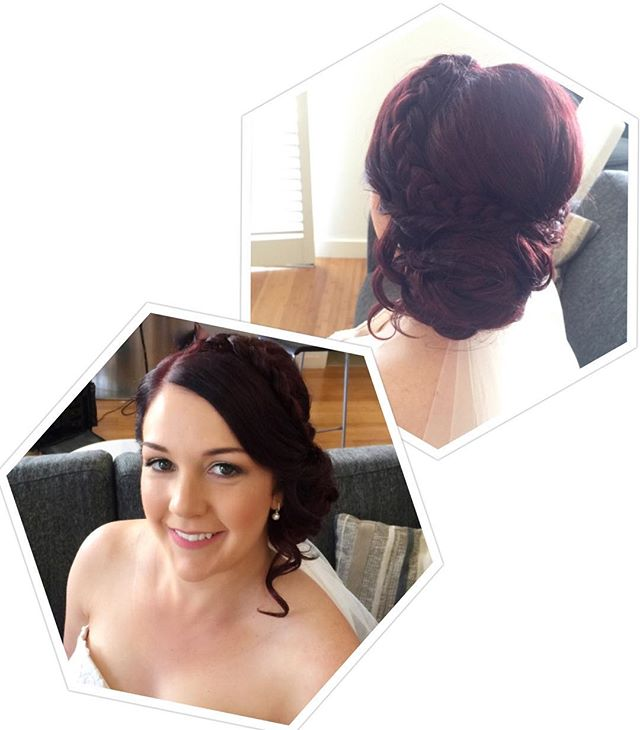 Wedding hair and makeup specialist