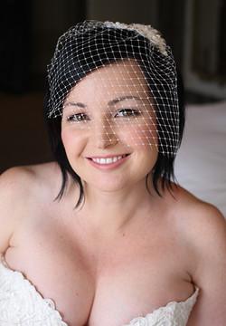 Gold Coast wedding makeup natural