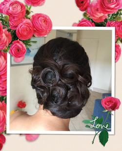 Gold Coast Wedding Hair specialist