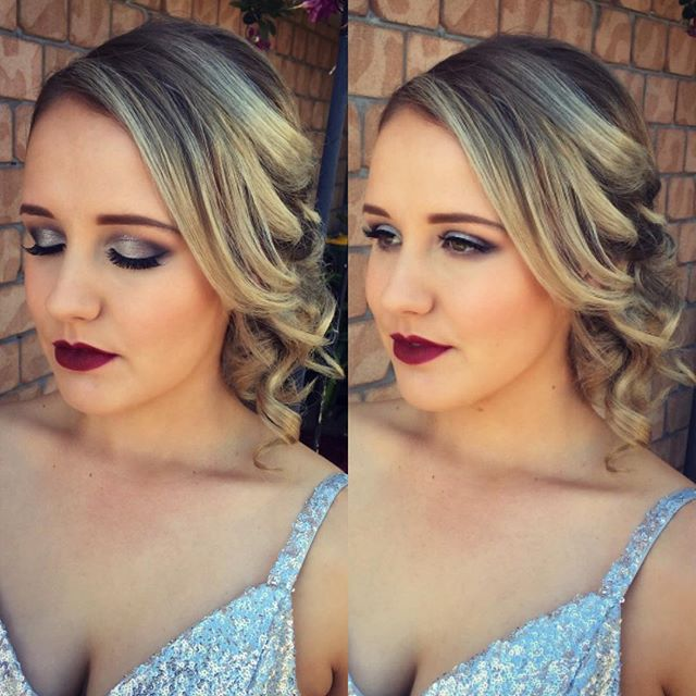 Gold Coast hair and makeup