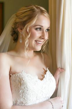 Brisbane wedding makeup for bride