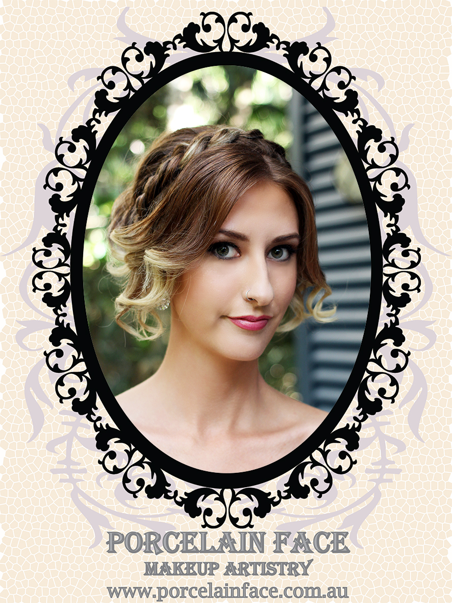 Gold Coast wedding makeup and hair