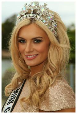 Miss Galaxy Australia 2014