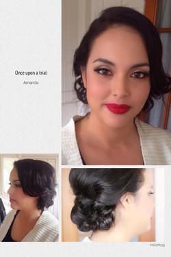 Brisbane makeup and hair