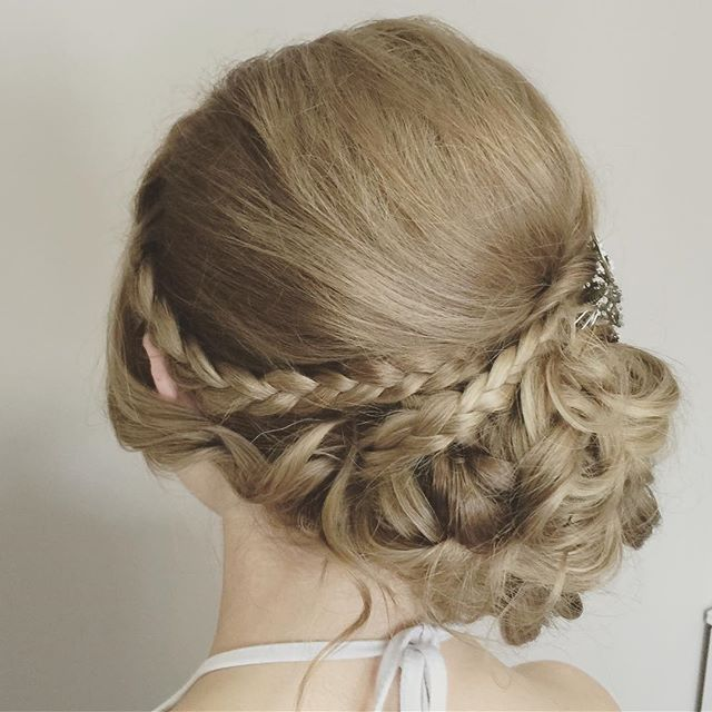 Gold Coast wedding hairstylist