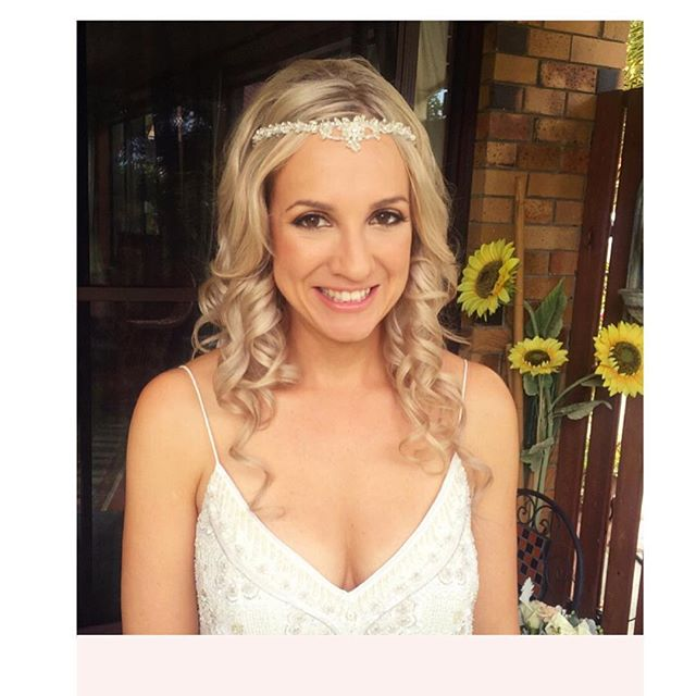 Wedding hair and makeup artist