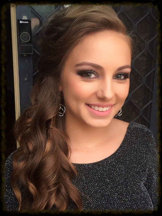 Gold Coast formal hair and makeup