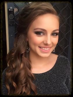 Gold Coast formal hair and makeup