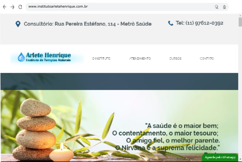 site_instituto_arlete_henrique