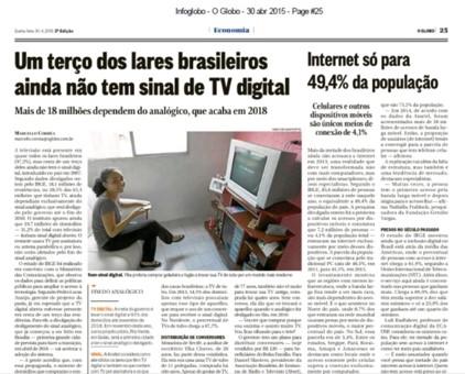 Ion no O Globo