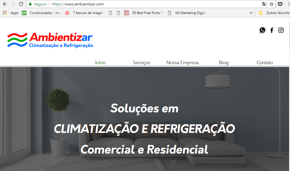 Website Ambientizar