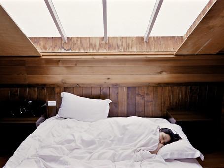 5 conseils pour mieux dormir !