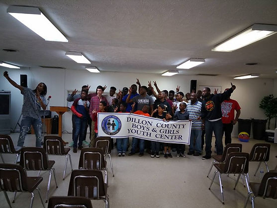 Group Picture from DCBGYC Empowerment Su