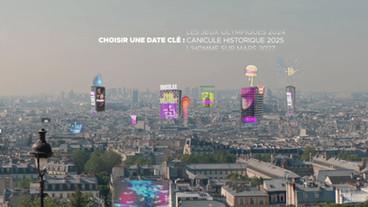 Retro Paris - Safe Sphères