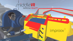 Middle VR Improve reality