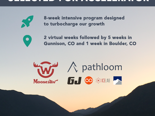 Pathloom Selected by Leading Adventure Gear Retailer for Exclusive Startup Accelerator