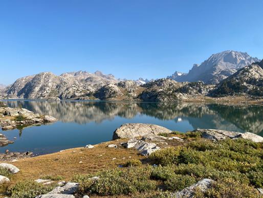 Trip Report: Titcomb Basin Trail, Wyoming