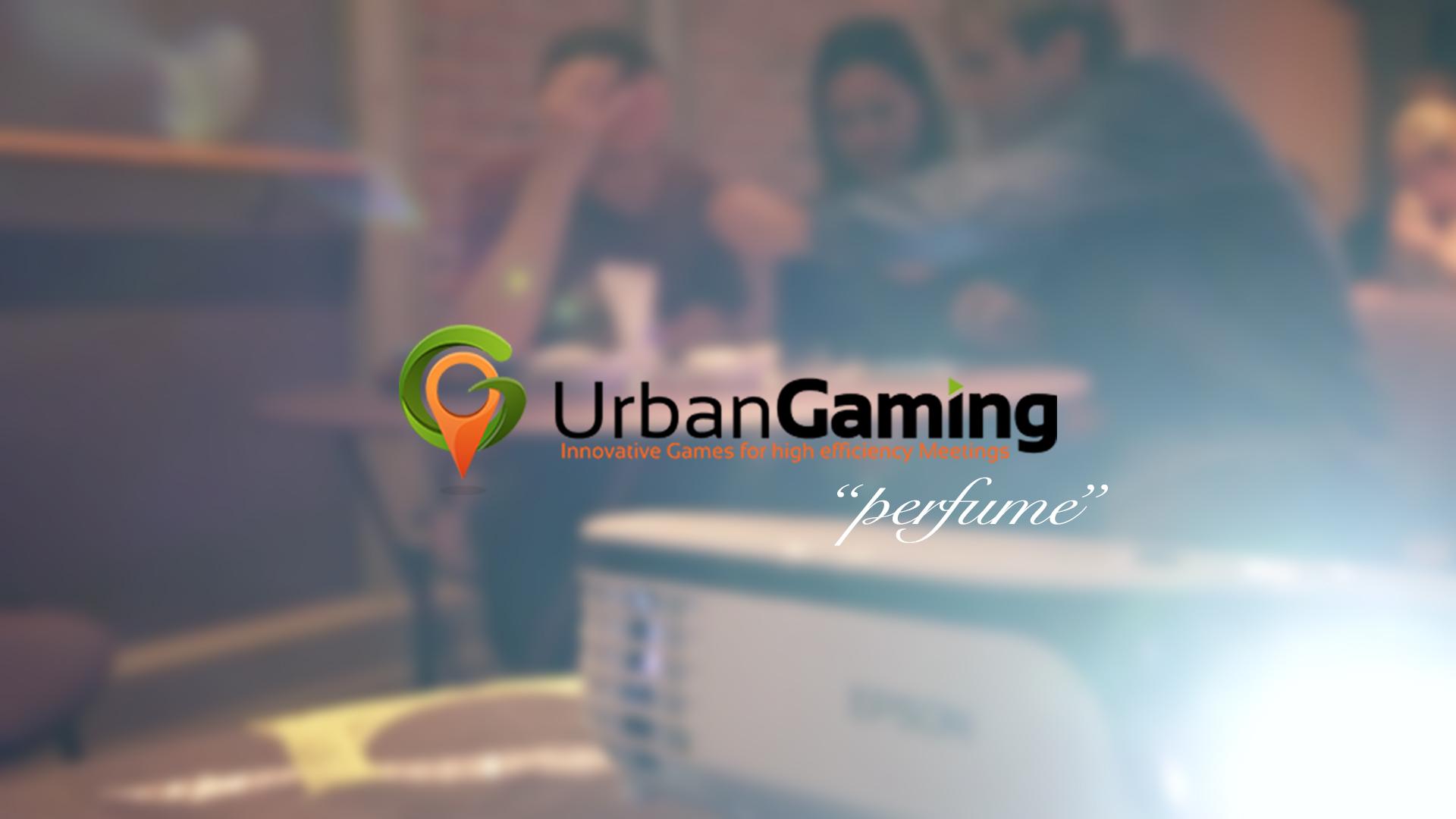 Urban Gaming - Perfume