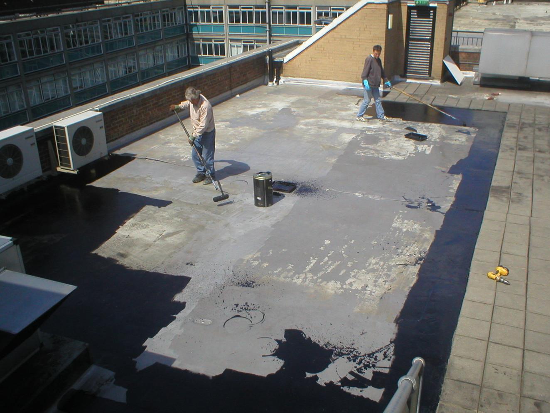 Roof Coating 3