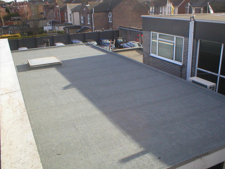 Felt Roof 2