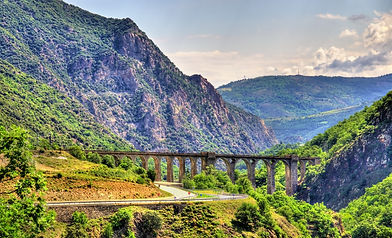 View of the Catalan Pyrenees, a natural park in France.jpg