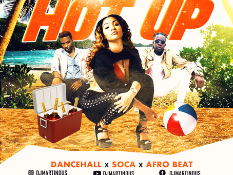 Don't Let This Dancehall Mix Past You.