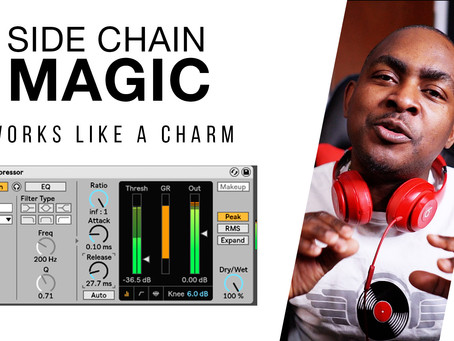 How I Use Side Chain For My DJ Mix In Ableton