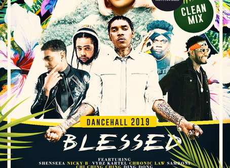 Dancehall Mixtape June 2019 [Clean]